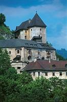 Slovakia - Oravský Podzámok. Orava Castle