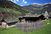 Italy, South_Tyrol, Passeier_valley, open_air_museum, 'museum Passeier'