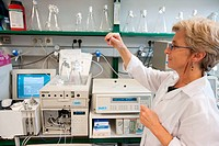 Liquid chromatography, Department of Neuropharmacology, IIBB - Institute for Biomedical Research of Barcelona, CSIC - Consejo Superior de Investigacio...