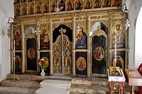 Cetinje,Cetinje Monastery,18th century,Iconostasis,Montenegro