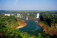 Iguazu falls Argentina South America