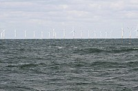 Northsea, the Eneco owned Amalia windpark