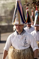 Carnival of Ituren and Zubieta, Navarra (Nafarroa), Spain