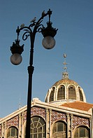 Spain. Valencia. Central Market is one of the oldest running food markets in Europe, although the building itself was constructed in the beginning of ...