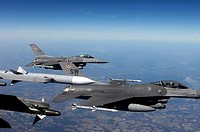 F_16 Fighting Falcon aircraft