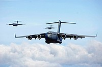 U.S. Air Force C_17s