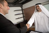 Business, handshake, shake, hand, Arabic (thumbnail)