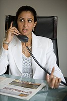 office, business, desk, women, woman, Arabic