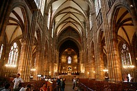 Sep 2008 - Notre Dame Cathedral, Strasbourg, Alsace, France