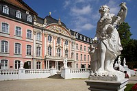 principe elettore palace, trier, germany