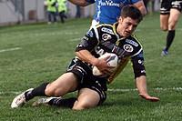ben smith, parma 2009, rugby top ten championship 2008_2009, plusvalore gran parma_cammi calvisano