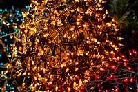 winter, christmas, seasons, x_mas, light, decoration, tree