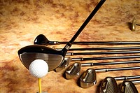 putter, club, golf, leisure, sports, iron, ball
