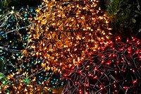 Winter, christmas, seasons, x-mas, light, decoration, tree (thumbnail)