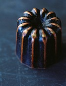 Canele mold baking pan