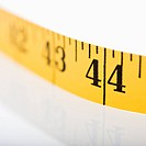 Selective focus of measuring tape (thumbnail)