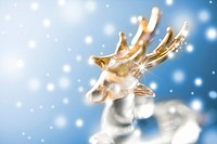 Reindeer Ornament (thumbnail)