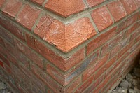 Detail of brickwall