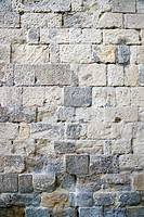 Gray stone wall
