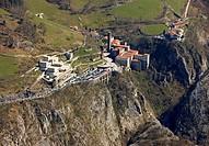 Arantzazu, Parque Natural de Aizkorri, Gipuzkoa, Basque Country, Spain