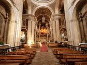 Santuario del Bom Jesus. Braga. Portugal.