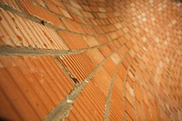Arrangement, Close_Up, Brick, Blurred, Architecture