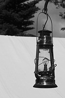 Lamp, Black And White, Household, Day, Bulb, Antique