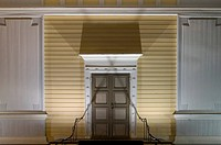 Door, louvers, exterior, wall, architecture, detail (thumbnail)