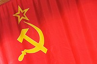 Close_Up, Cloth, Communist, Emblem, Fabric