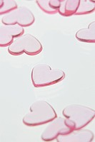 Close_Up, Heart Shape, Indoors, Large Group Of Objects