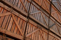 wooden, wood, crates, boxes, containers, stored