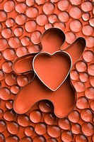 Close_Up, Heart Shape, Gem, Full Frame, Abundance