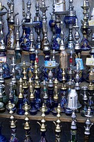 Close_Up, Display, Group Of Objects, Hookah, Indoors