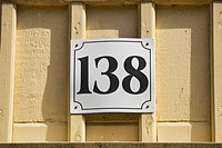 Day, Eight, Door, Displayed, 138
