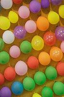Balloon, Day, Colorful, Close_Up, Attached