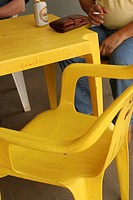 chair, close_up, outdoors