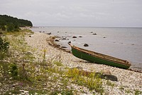 Tranquil Scene, Sea, Peaceful, Clean, Boat, Sand