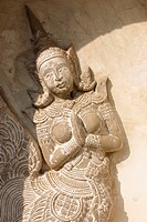 Religious, figure, Buddha, temple, Thailand, Buddhism (thumbnail)