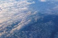 clouds, bright, cloud formation, climate, celestial body, atmosphere