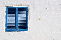 Blue, Building Exterior, Building Structure, Closed, Close-Up (thumbnail)