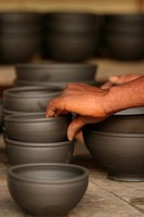 Pottery, ceramic, earthenware, earth, clayware, clay (thumbnail)