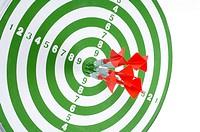 board, aim, background, arrow, archery, bullseye, accurate