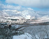 Scenery, landscape, winter, snowscape, mountain, scenic, nature (thumbnail)