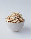 Bowl Of Matches