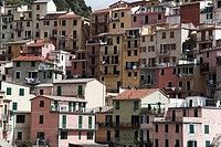 Italy. Liguria. Cinque Terre. Manarola.