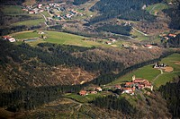 Near Gernika, Biscay, Basque country, Spain