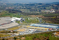 Bilbao Airport, Loiu, Biscay, Basque country, Spain