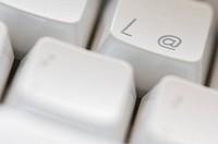Computer keyboard, full frame, close_up