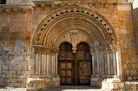 San Miguel Church, Caltojar, Soria, Castilla y Leon, Spain Romanesque 13th century