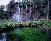 Plitvice Lakes National Park, Croatia, World Heritage